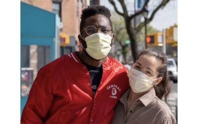 Pandemic Risk: Couples Coping with Covid